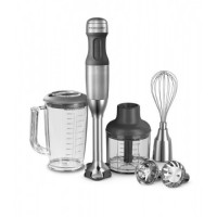 Миксер ручной KitchenAid 5KHB2571ESX, стальной