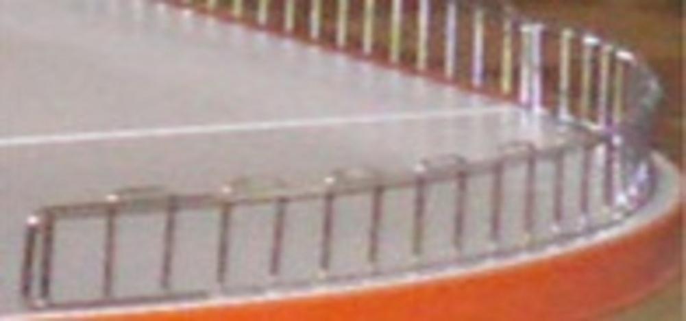 Ограждение овальное Magma 400 мм